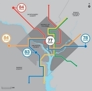 Explore the maps: short distances to large disparities in health. | Nonprofit Data Visualization | Scoop.it