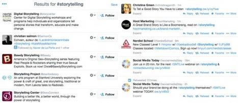 Twitter, un véritable outil d'informations et de veille pour les professionnels | Tout savoir sur Twitter | Scoop.it