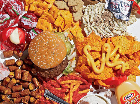 Mexico Surpasses United States in Obesity: Approves Junk Food Tax | Carmel Health and Athletics | Scoop.it