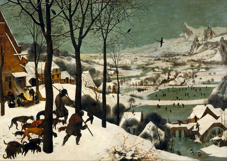 19 Of The Best Snow Scenes In Art | INTRODUCTION TO THE SOCIAL SCIENCES DIGITAL TEXTBOOK(PSYCHOLOGY-ECONOMICS-SOCIOLOGY):MIKE BUSARELLO | Scoop.it