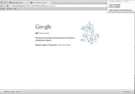 "L'effet ""Félix Baumgartner"" sur le trafic internet | DigitalAdvertising | Scoop.it"