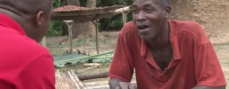 Bittersweet VIDEO: Ivory Coast Cocoa Farmers Taste Chocolate For The First Time | fair trade chocolate | Scoop.it