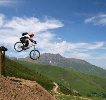 Le moutain bike de Saint-Lary prend de l'altitude | Vallée d'Aure - Pyrénées | Scoop.it