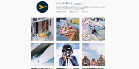 AccorHotels embarque ses hôtels sur les médias sociaux | Retail' topic | Scoop.it