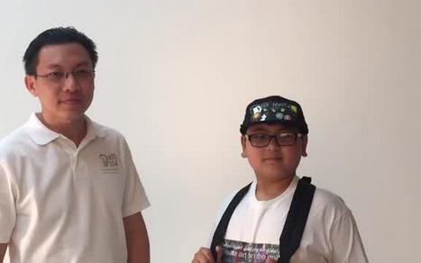 Modesto boy's backpack idea rates high in Entrepreneur Challenge | baby boomer entrepreneurs | Scoop.it