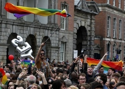 Ireland Legalized LGBT Rights By Popular Vote & Made History! | Gender, Religion, & Politics | Scoop.it