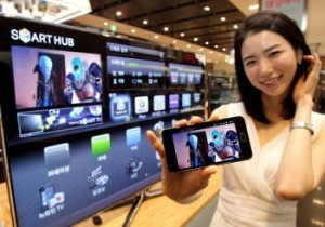 Samsung Smartview App Brings TV And Phone Together | Richard Kastelein on Second Screen, Social TV, Connected TV, Transmedia and Future of TV | Scoop.it