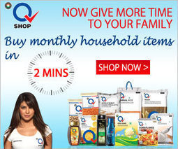 Use Online Grocery Store for Easy Family Shopping   Online Grocery Shopping in India   Scoop.it