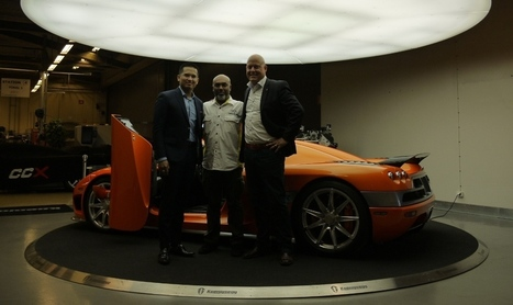 Koenigsegg Agera, The World's Best Luxury Go-Kart - Dsf.my | Luxury Cars | Scoop.it