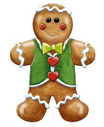 4th Graders's Connect: Gingerbread Man Exchange | Common Core & Technology | Scoop.it