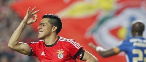 Notícias ao Minuto - Benfica garante lugar no Jamor com vitória sobre o FC Porto   Benfica   Scoop.it
