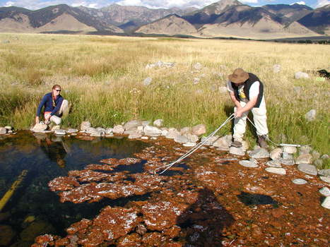 Taking the temperature of deep geothermal reservoirs | Sustain Our Earth | Scoop.it