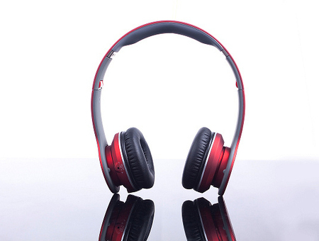 Eye-catching Monster Beats by Dr. Dre Solo HD Bluetooth Wireless Red_hellobeatsdreseller.com   Monster Beats Wireless   Scoop.it