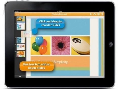 How to Edit PowerPoint Documents on an iPad   iPadable   iPads, MakerEd and More  in Education   Scoop.it
