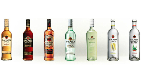 Bacardi introduces 'sustainably designed' bottles | Packaging News | packaging | Scoop.it