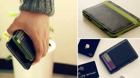 60% off Magic Money Clip Wallet and Card Holder ($10 instead of $25) - goSawa | Compact wallet | Scoop.it