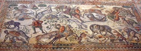 La Olmeda: los mejores mosaicos de la Hispania romana | Arqueología romana en Hispania | Scoop.it