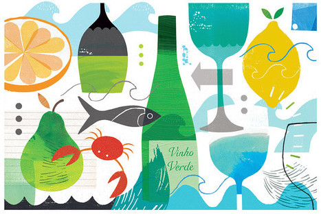 Will Lyons on Portugal's Vinho Verde | The Douro Index | Scoop.it