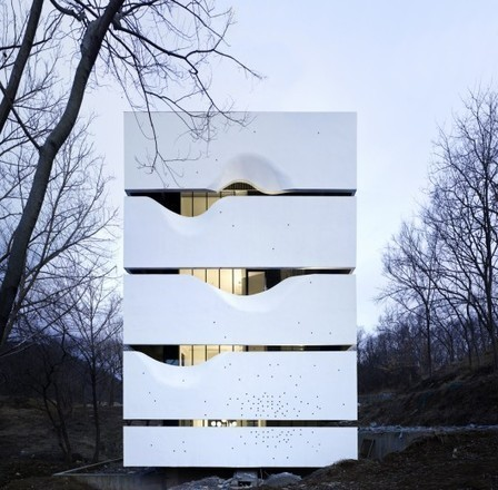 [Nanjing, Jiangsu Province, China] CIPEA No.4 House / AZL architects | The Architecture of the City | Scoop.it
