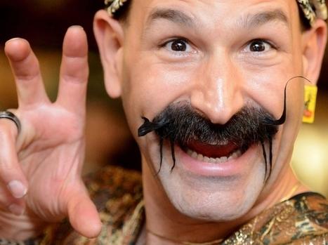 L'album-photo des Mondiaux de barbes et moustaches | FLE et nouvelles technologies | Scoop.it