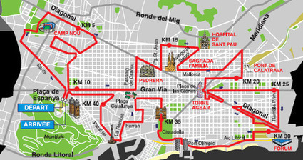 Marathon de Barcelone | Barcelona | Scoop.it