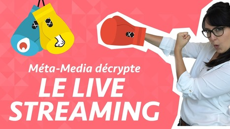 """Méta-Media décrypte"" : le live streaming 