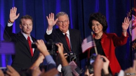 Republicans win control of US Senate | National and International Economy | Scoop.it
