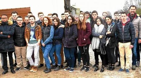 Les Saveurs du Poudouvre invitent 50 lycéens   Le lycée agricole de Caulnes   Scoop.it