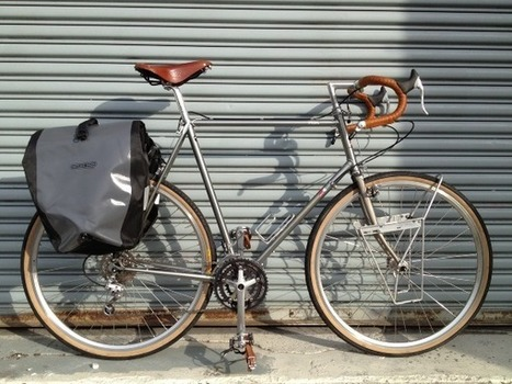 KHS Special tourer - BRAZEN BICYCLES | Classic Steel Bikes | Scoop.it