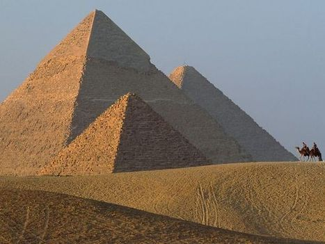 Giza Pyramids Hold Pharaohs' Ancient Secrets -- National Geographic | Ancient Civilizations | Scoop.it
