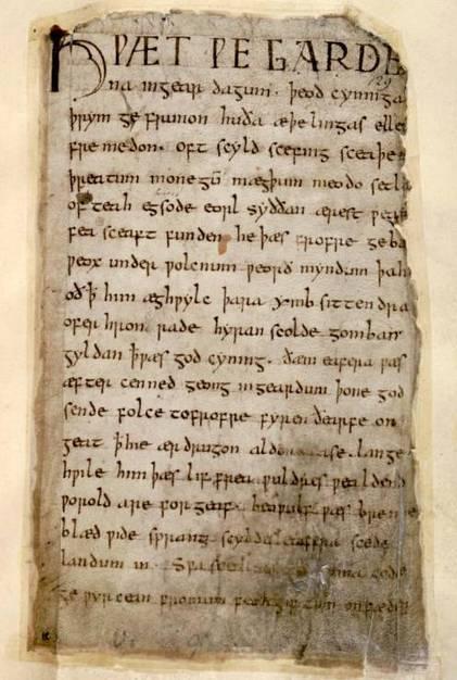 «Beowulf», un poema datado por sus monstruos - La Razón   Autores y literatura en español   Scoop.it