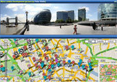 The London Map: Guides to London with intearctive maps | EFL - Useful Sites | Scoop.it