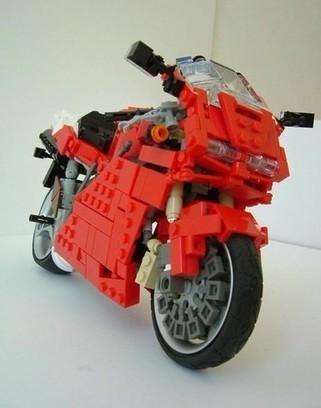 DucaChef | LEGO Ducati 916 SPS | Ducati Community | Ductalk Ducati News | Scoop.it