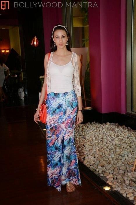 Celebzat Lancome's 'Miracle Air De Teint' launch   women fashion&clothing   Scoop.it