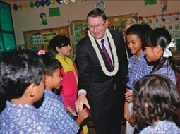 RI-Victoria Pererat Bilateral Melalui Pendidikan | BRIDGE Media 2013 | Scoop.it