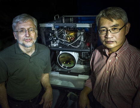 NASA Technologists Embrace Laser Instrument Challenge | Space Exploration - SSMS | Scoop.it