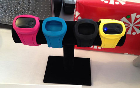 Fitness Trackers for Kids Hit the Market - LiveScience.com | APC Play | Scoop.it