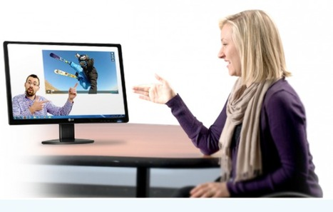 Personify Pairs Kinect's Camera With Videoconferencing Tools to Amp Up Presentations | Aprendiendo a Distancia | Scoop.it