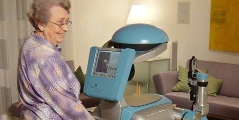La technologie au service des séniors: domotique, Internet, robots... | #Wellness Umanlife | Scoop.it