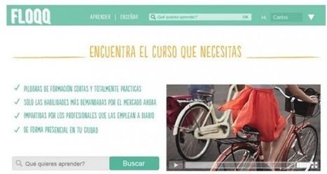 Floqq – Nueva plataforma para conectar profesores, locales y alumnos, en español.- | Educación, pedagogía, TIC y mas.- | Scoop.it