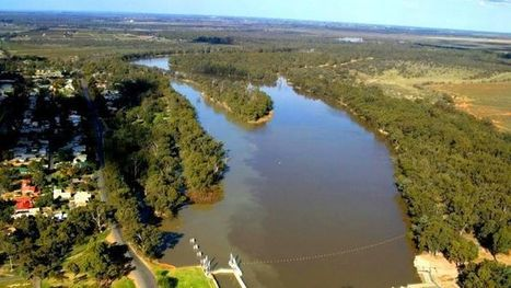 The Lower Darling finally flows into the Murray | Lorraine's Environmental Change &  Management | Scoop.it