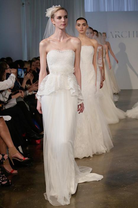 Wedding Makeup Ideas: Marchesa's Spring 2014 Bridal Show - StyleBistro | Something Beautiful | Scoop.it