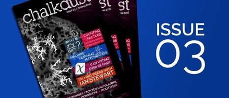 Chalkdust: Issue 03 | Ed Tech Chatter | Scoop.it