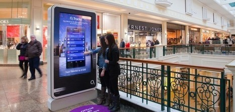 DOOH : un second souffle pour l'affichage traditionnel. - Siècle Digital (Blog) | iBeacon Radar | Scoop.it