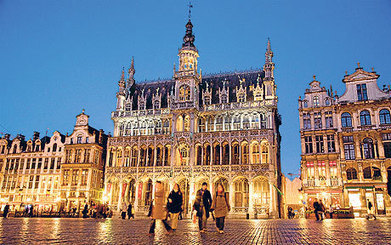 Brussels versus Paris? No contest - Telegraph | Reiseartikler | Scoop.it