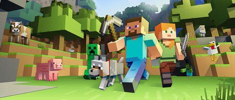 El juego Minecraft es la nueva apuesta para la lógica de la educación   Educacion, ecologia y TIC   Scoop.it