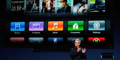 12 Cool Things You Can Do With Apple TV | E-learning | Scoop.it