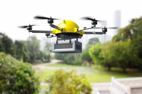 Les drones au service de la société | Une nouvelle civilisation de Robots | Scoop.it