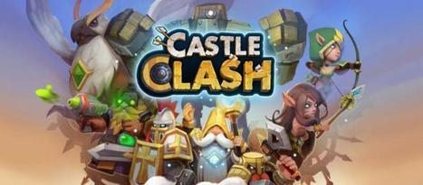Castle Clash Hack | dot | Scoop.it