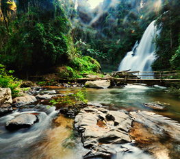 Pha Doke Siew Waterfall; The Hidden Gem in Doi Inthanon National Park | Beautiful Landscapes in Thailand | Scoop.it